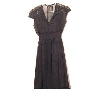 Kay Unger career dress S